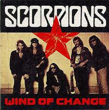 Nuty na Pianino Keyboard za darmo Scorpions - Wind of Change